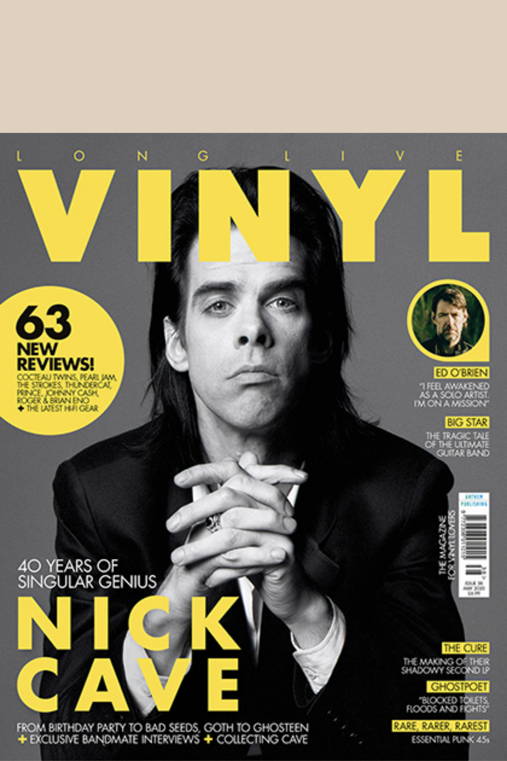 Long Live Vinyl Issue 38