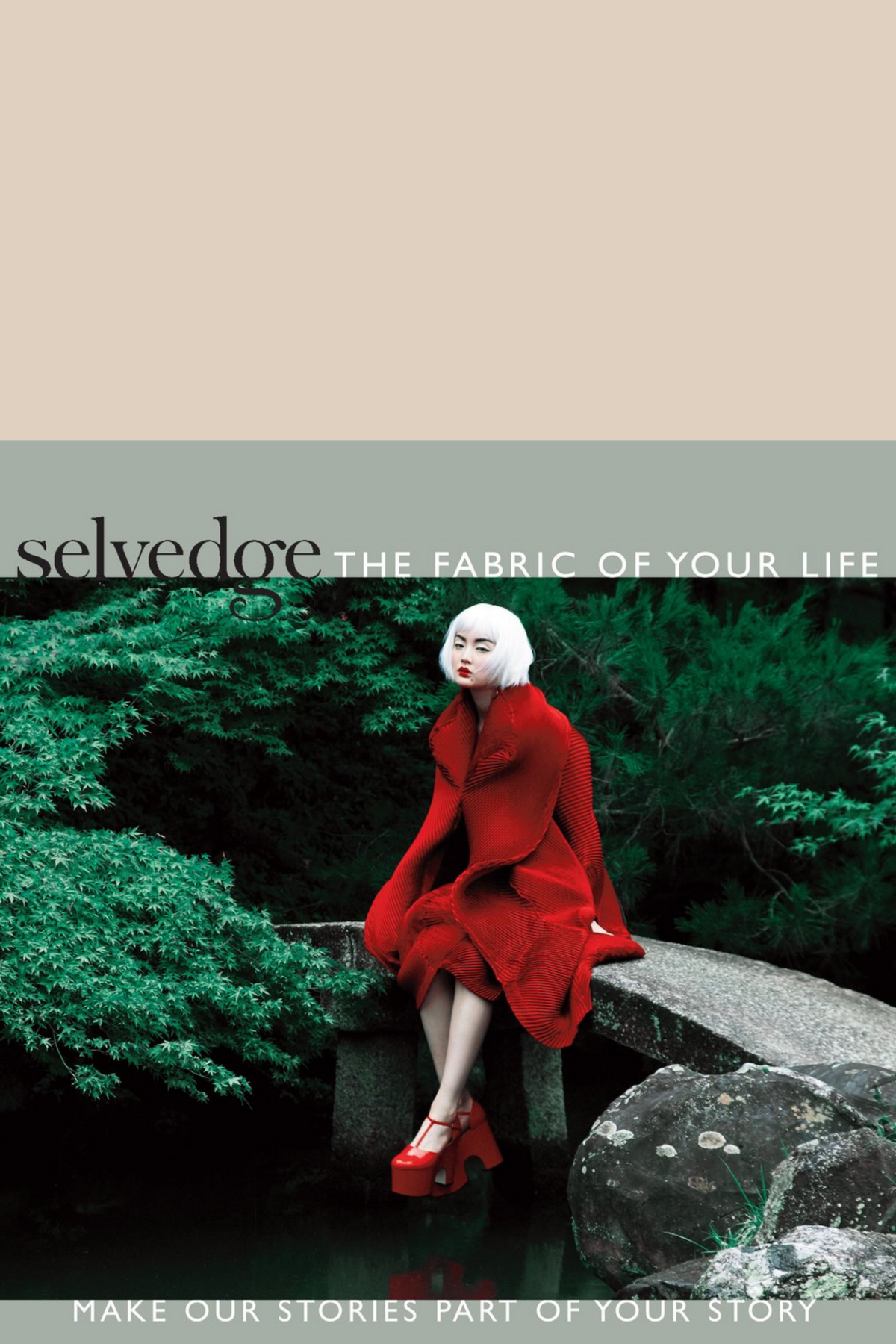 Selvedge Issue 97: Red