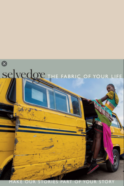 Selvedge Issue 95: Heritage