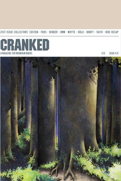 Cranked Issue 21: Collectors' Edition