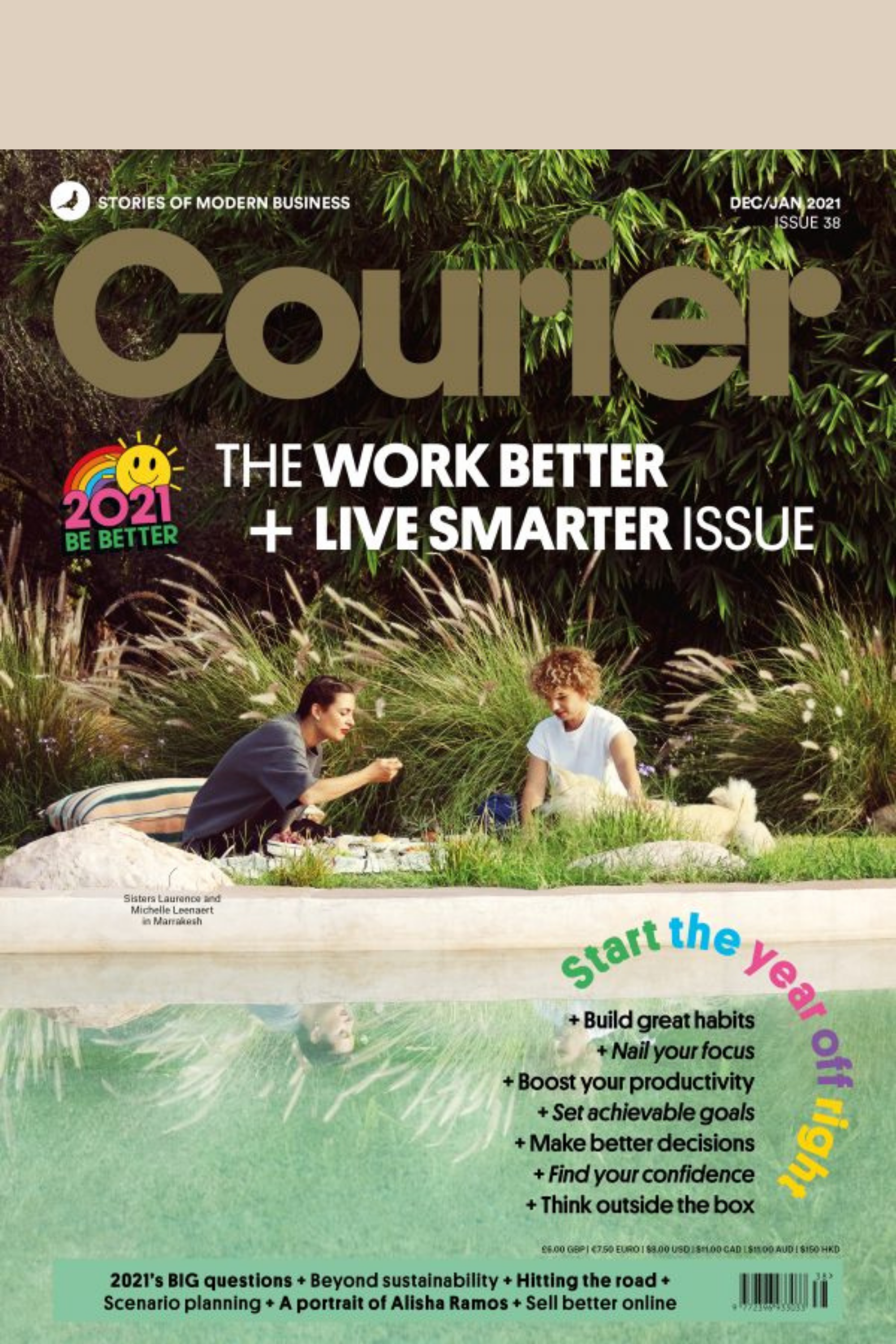 Courier Issue 38