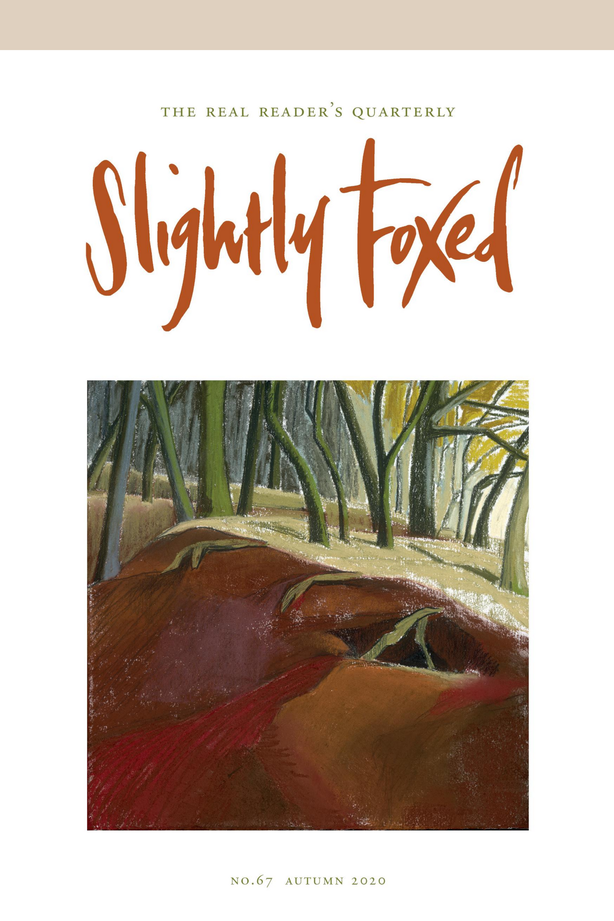 Slightly Foxed 67