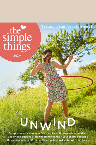 The Simple Things July Issue 97