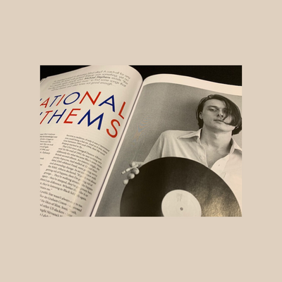Long Live Vinyl Issue 37