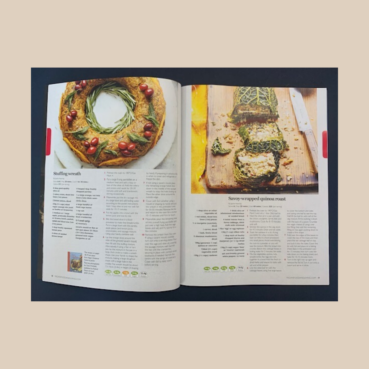 Vegan Food & Living December 2019