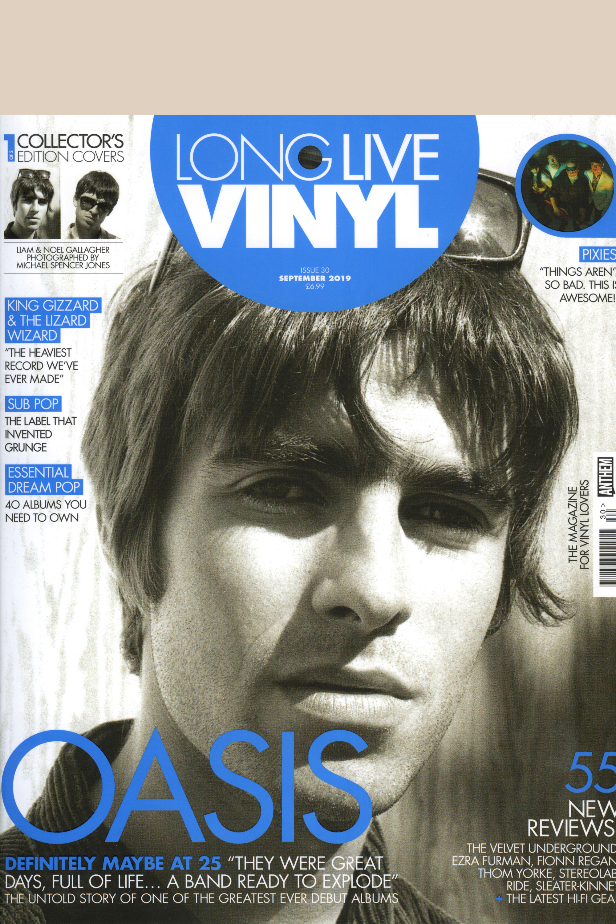 Long Live Vinyl Issue 30