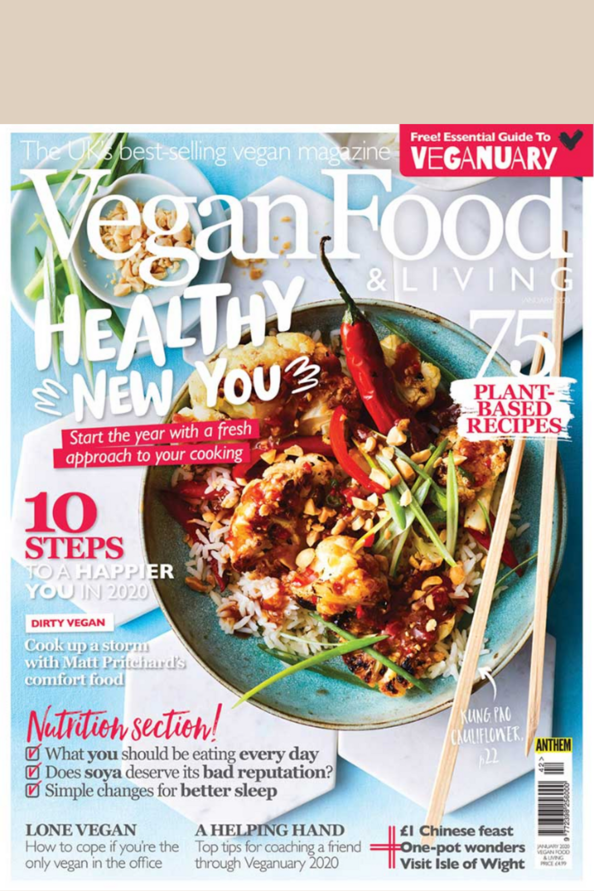 Vegan Food & Living January 2020