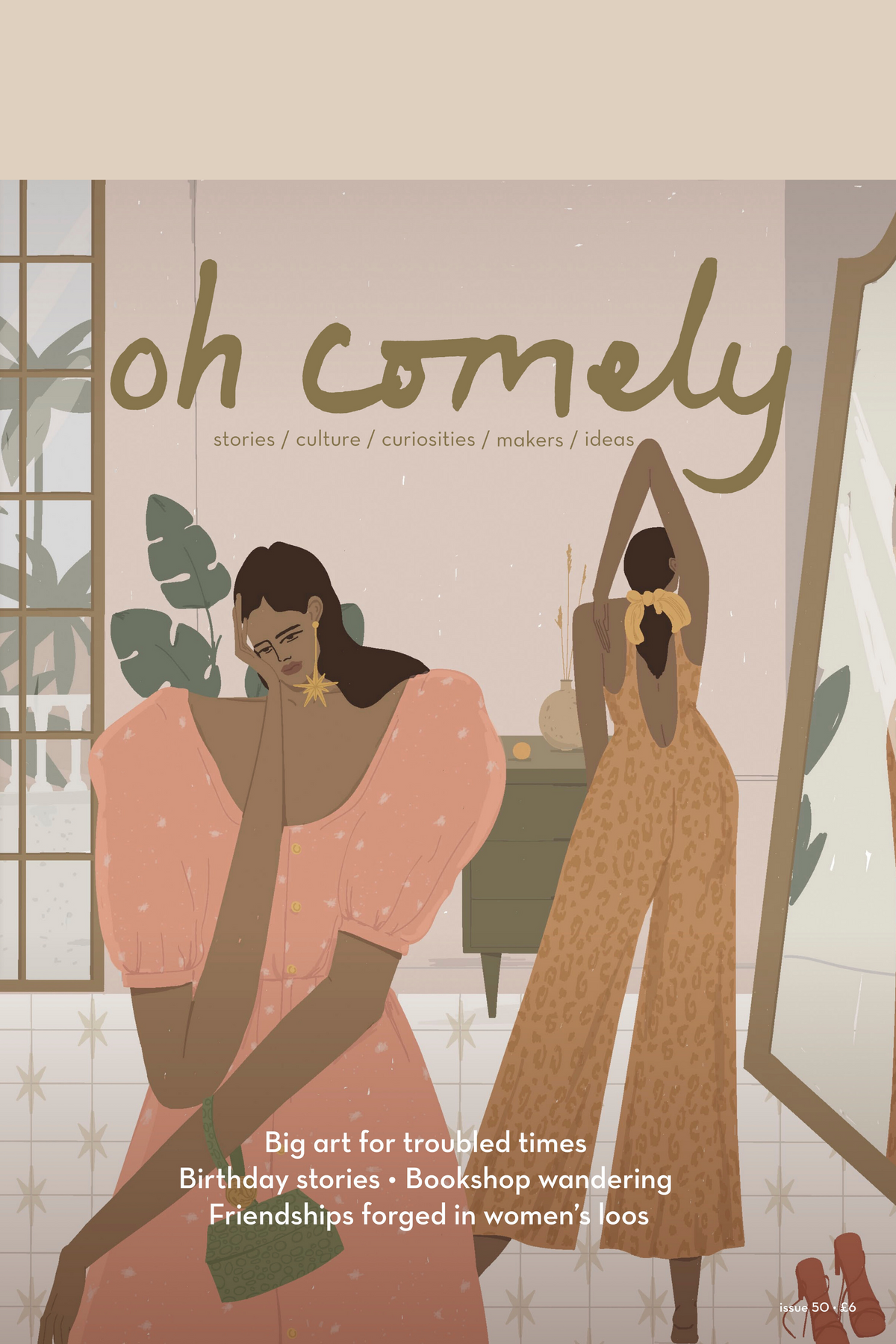 Oh Comely - Issue 50