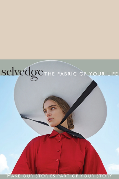 Selvedge Issue 92: Comfort