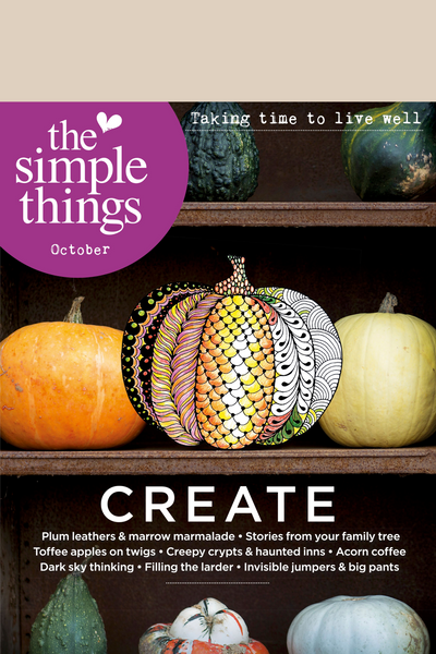 The Simple Things October Issue 88