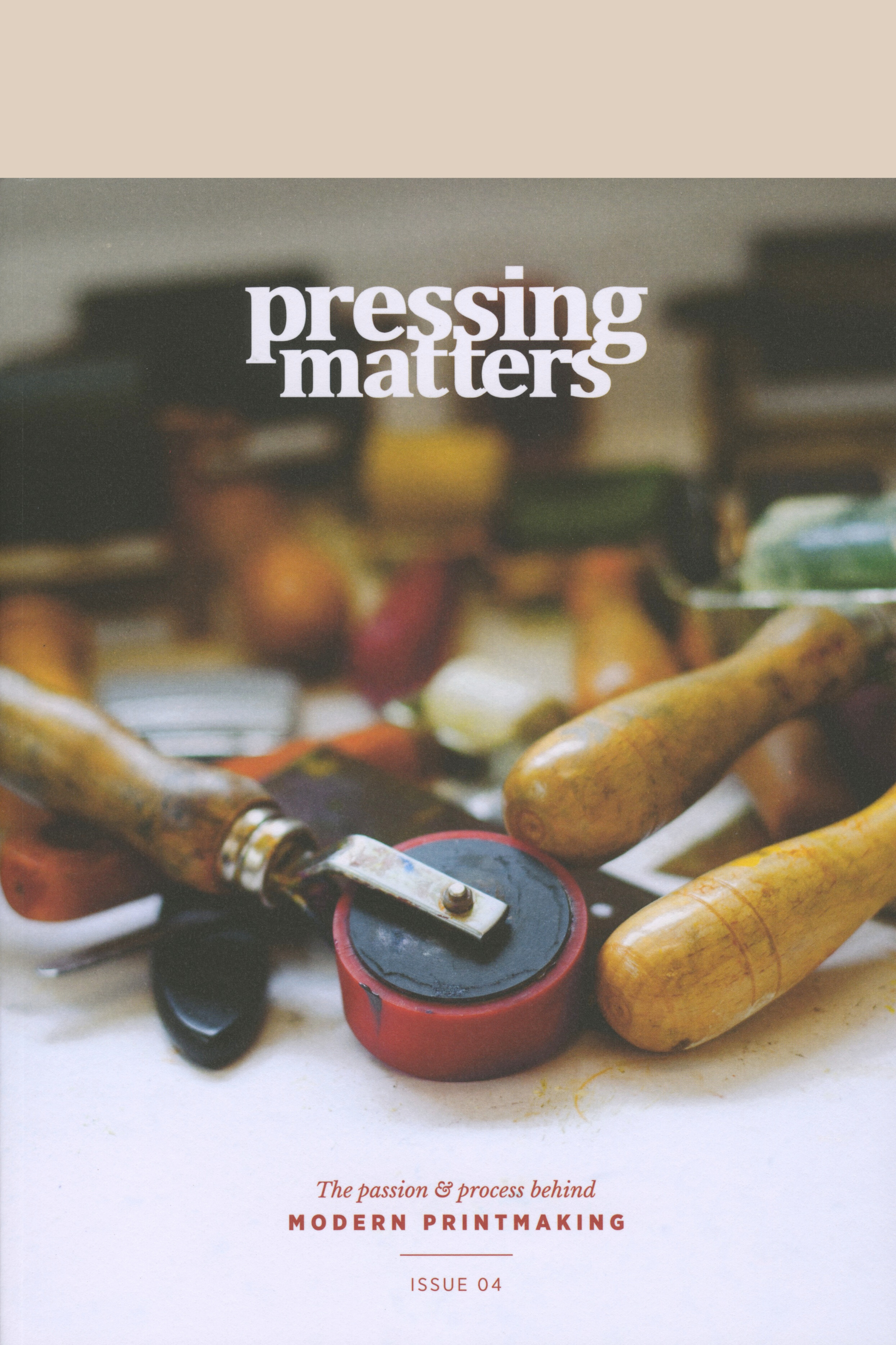 Pressing Matters Issue 4