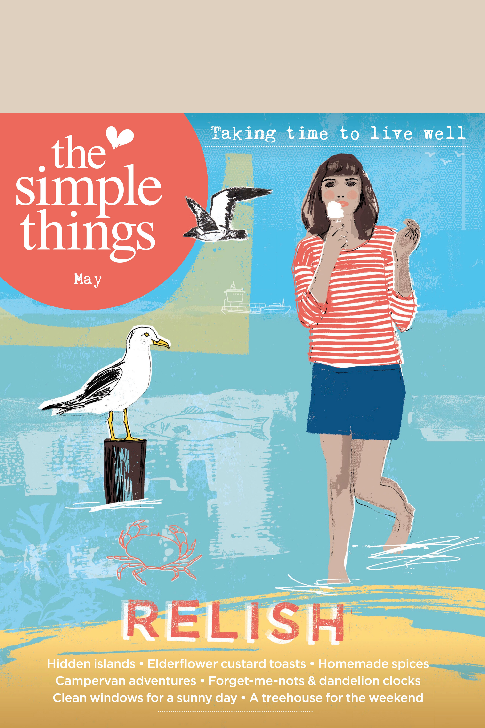 The Simple Things May Issue 83