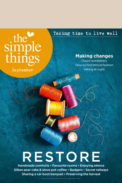 The Simple Things Issue 75