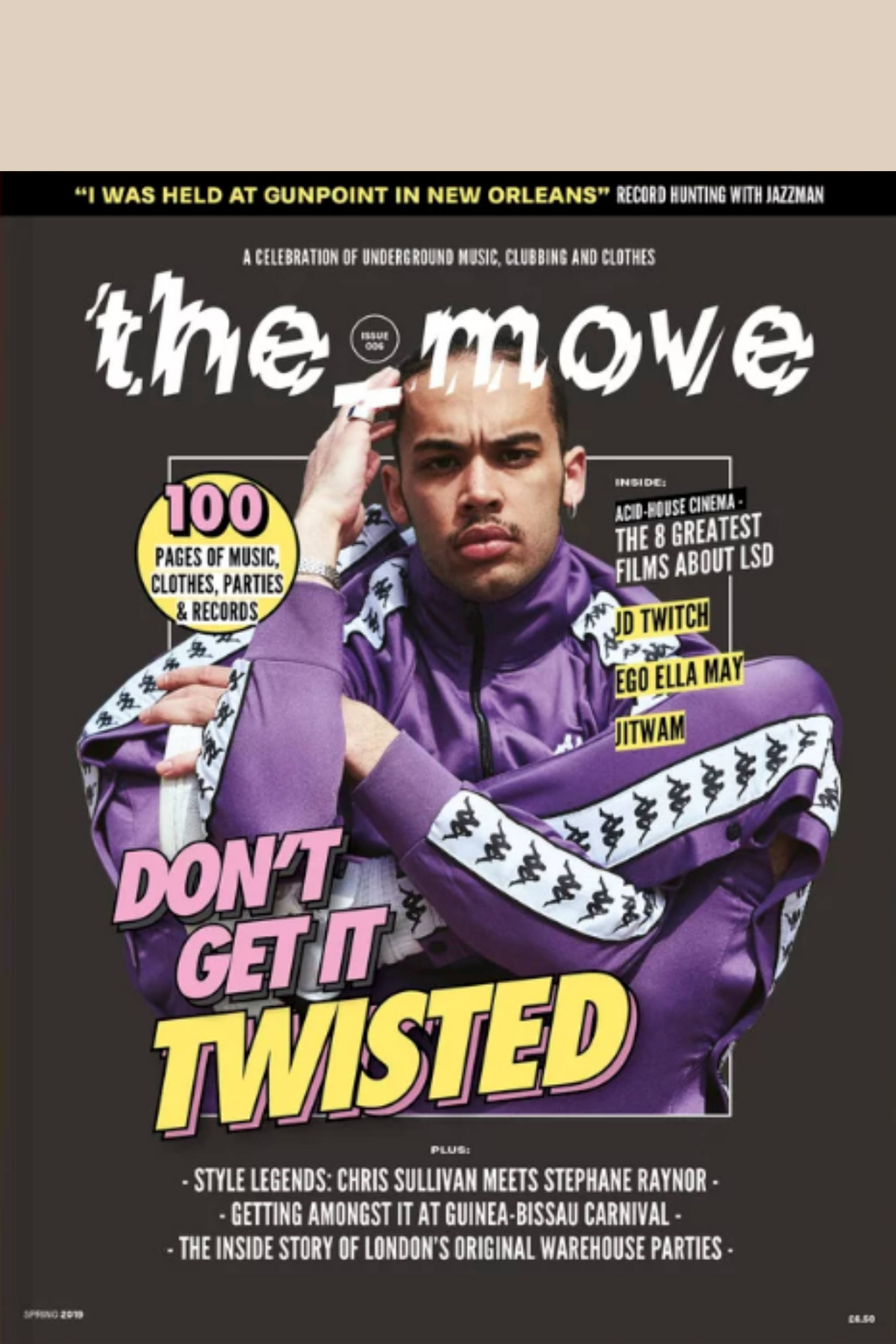 The Move Issue 6