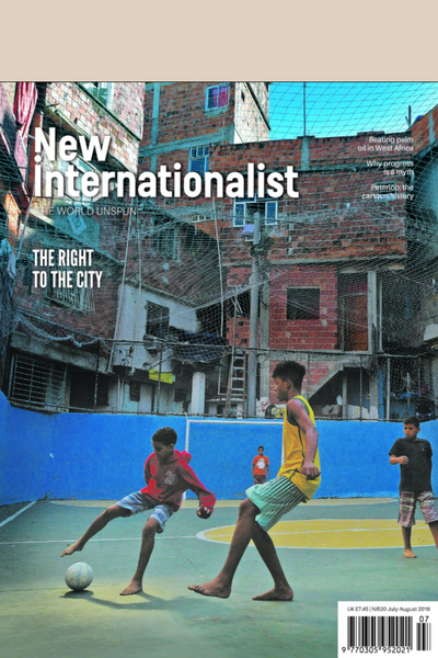 New Internationalist Issue 520