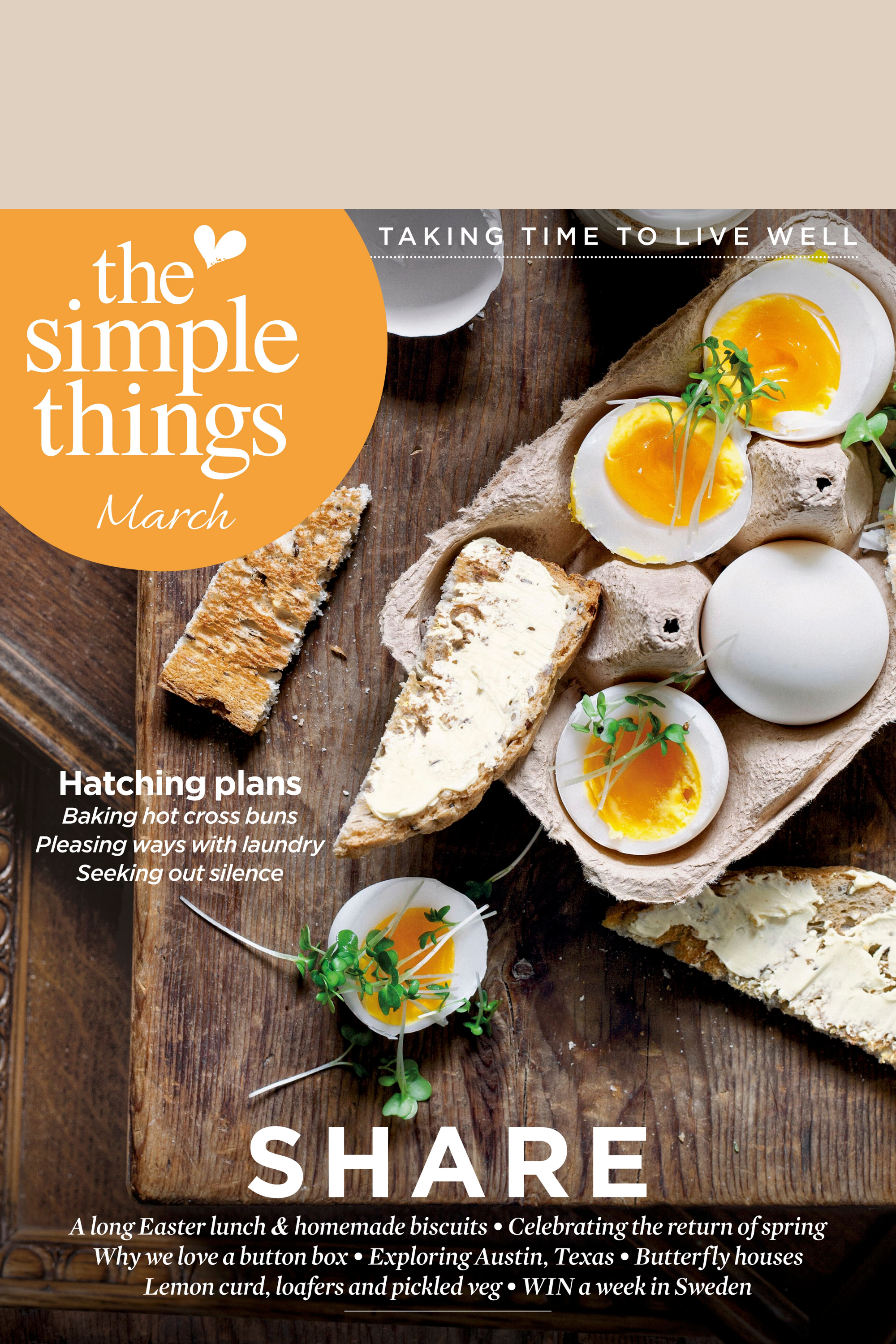 The Simple Things Issue 45
