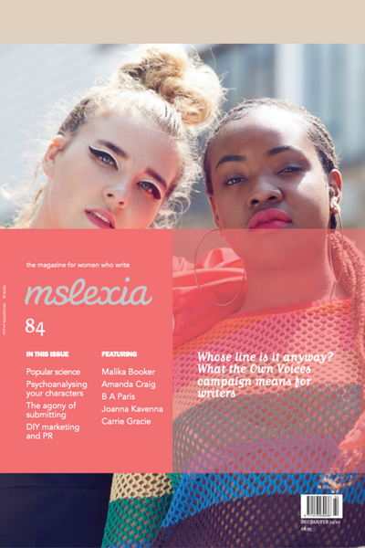 Mslexia Issue 84