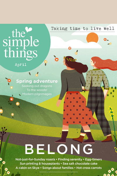 The Simple Things Issue 58