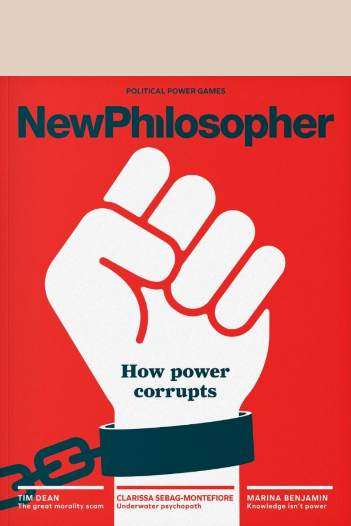 New Philosopher 21: Power