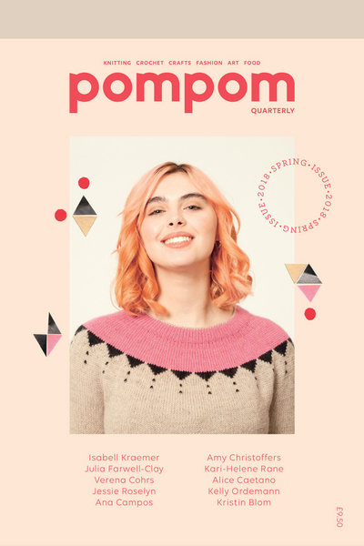 Pompom Issue 24