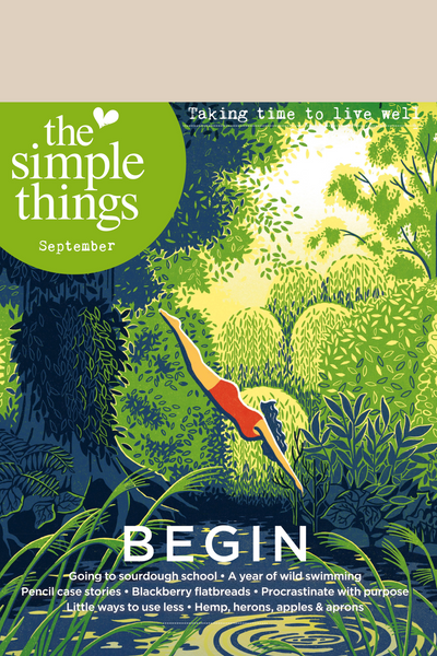 The Simple Things September Issue 87