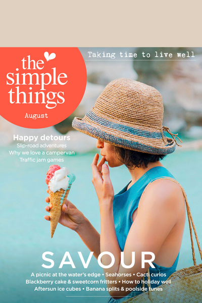 The Simple Things August 2018 (Issue 74)