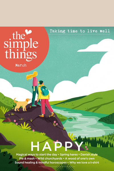 The Simple Things March 2018 (Issue 69)