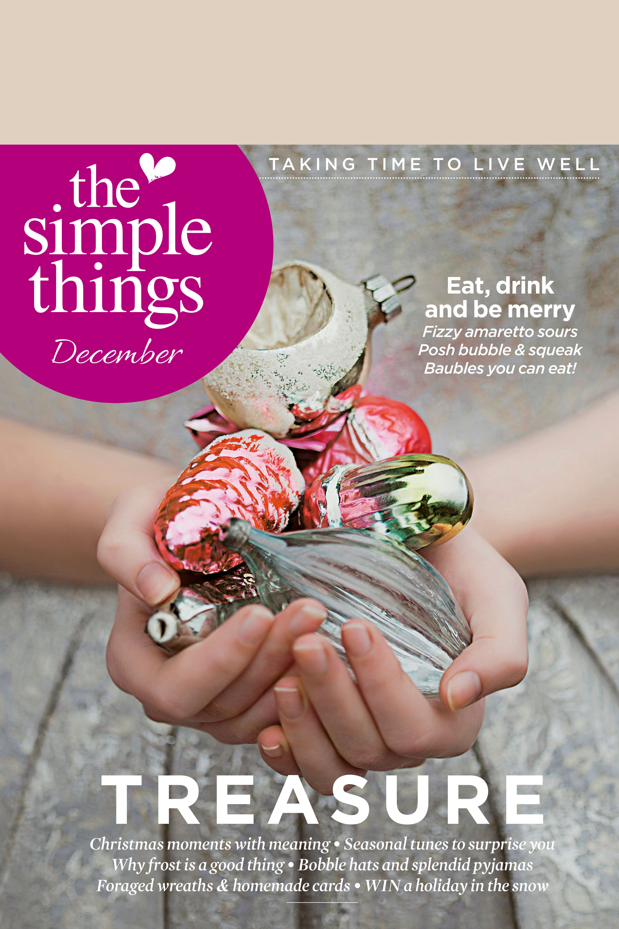 The Simple Things Issue 30