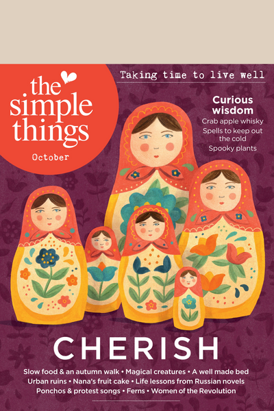 The Simple Things Issue 64