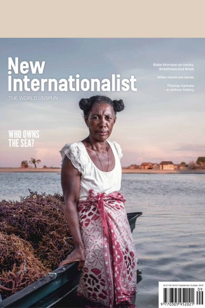 New Internationalist Issue 521