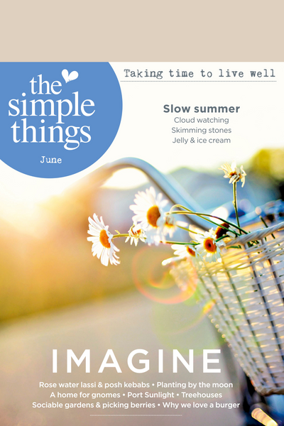 The Simple Things Issue 60