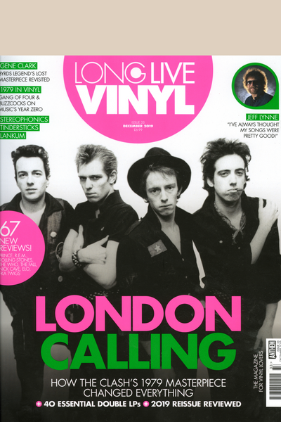 Long Live Vinyl Issue 33