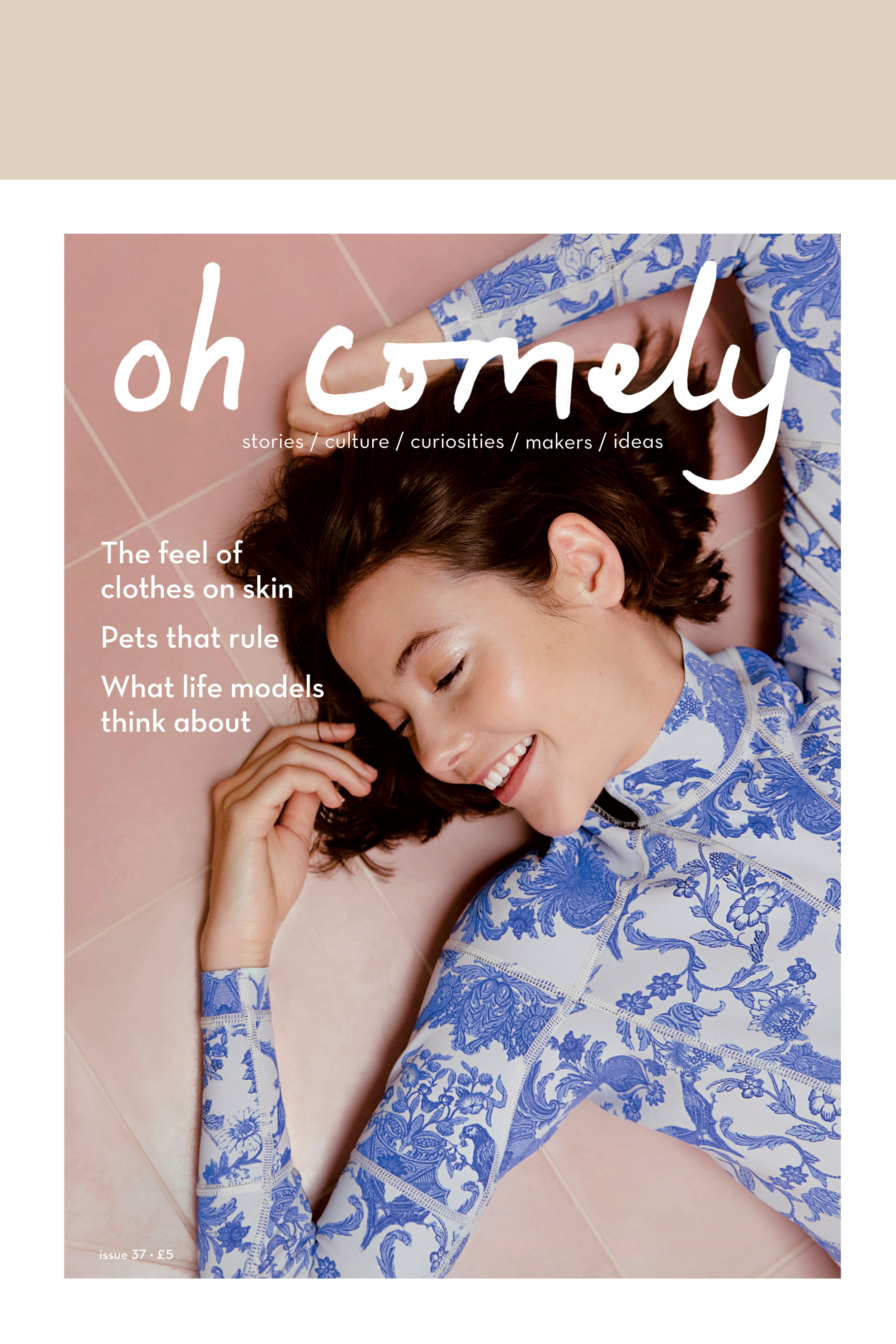 Oh Comely - Issue 37
