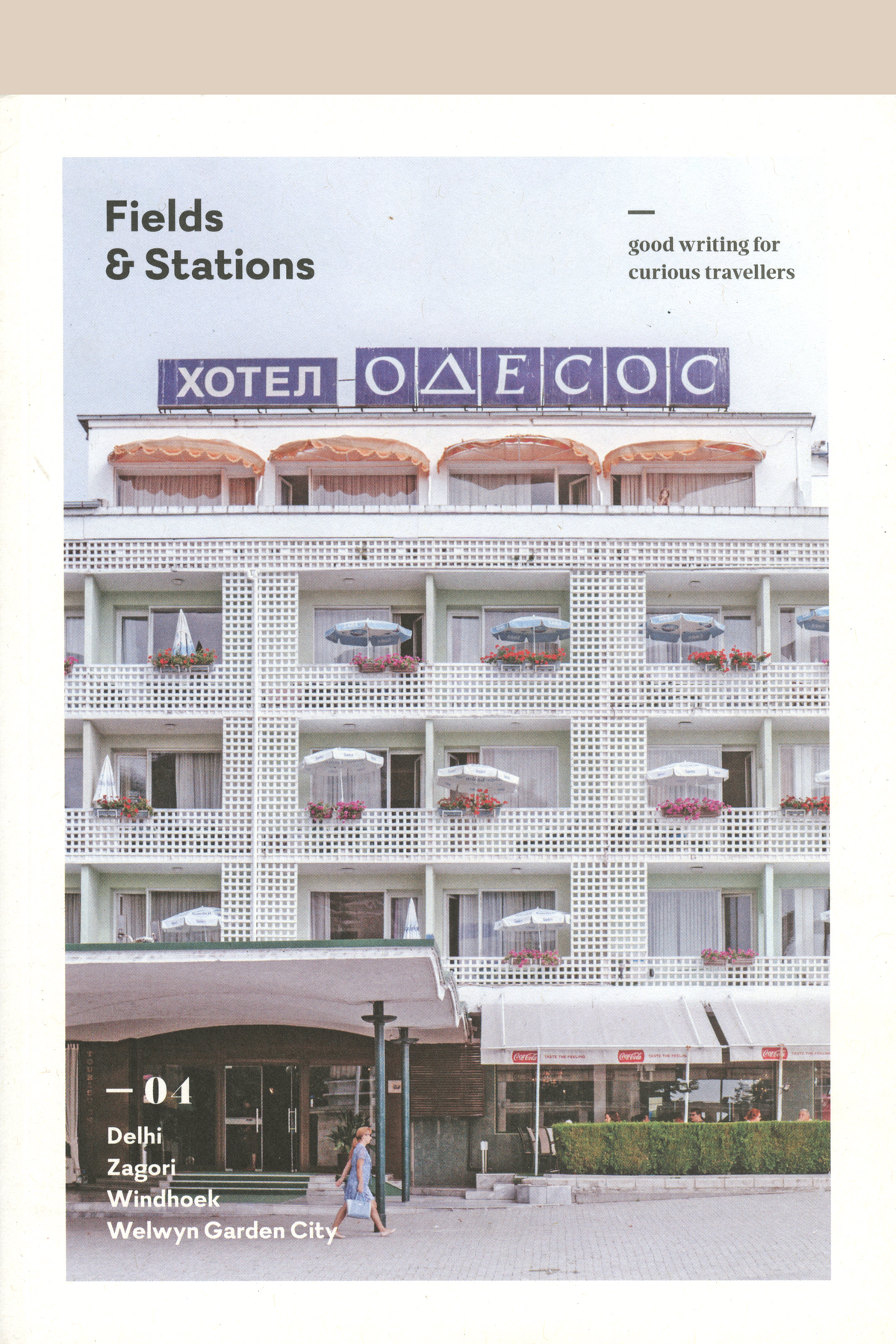Fields & Stations Issue 4