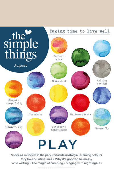 The Simple Things Issue 62
