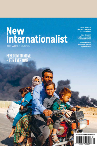 New Internationalist Issue 523