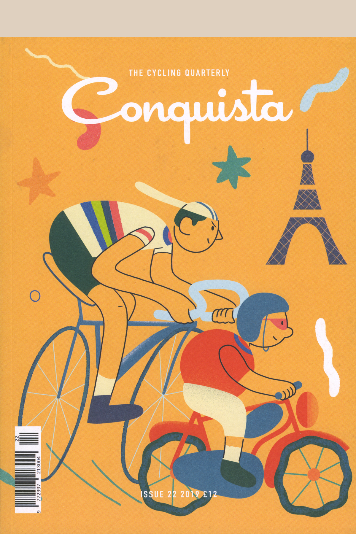Conquista Issue 22