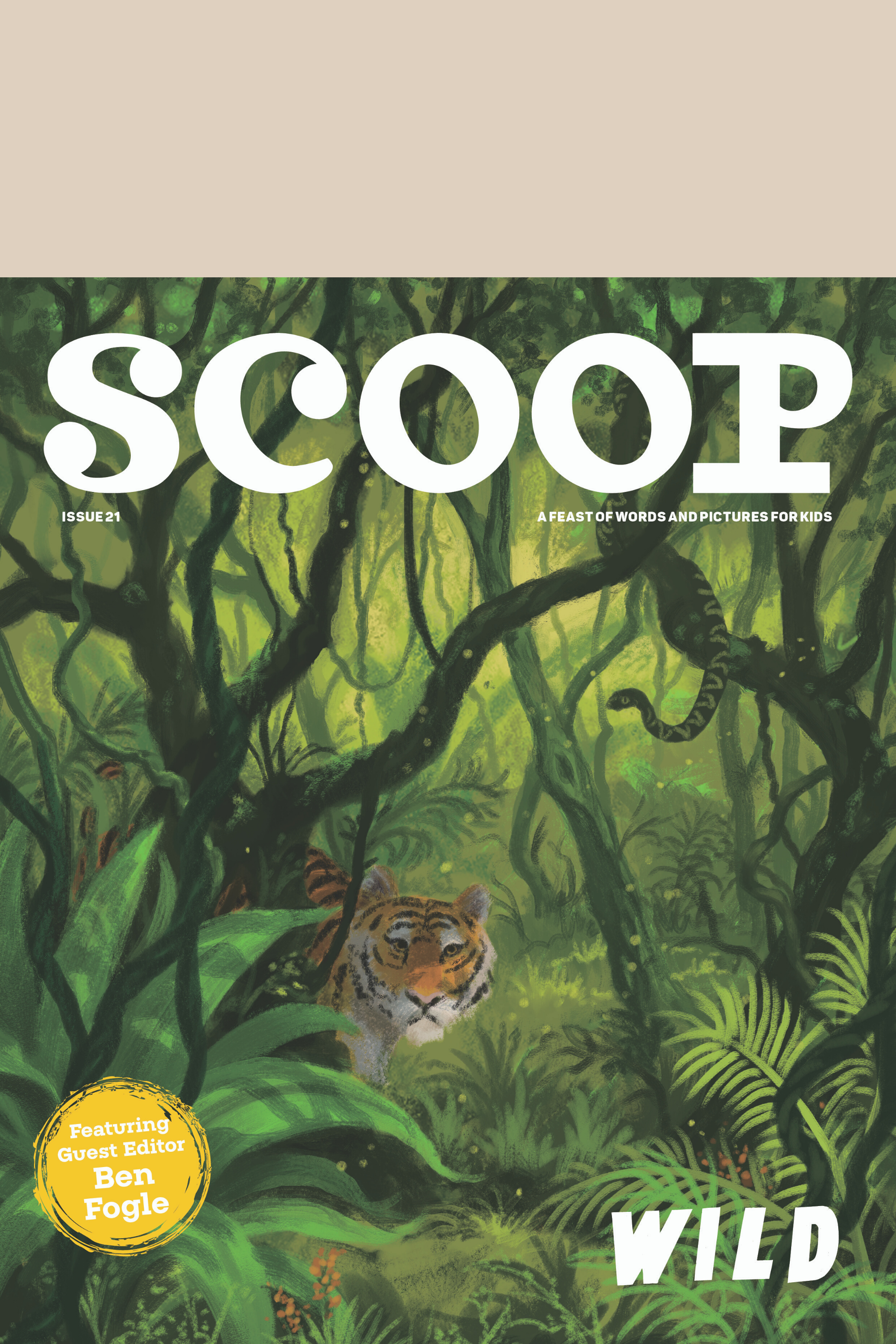 Scoop Issue 21: Wild