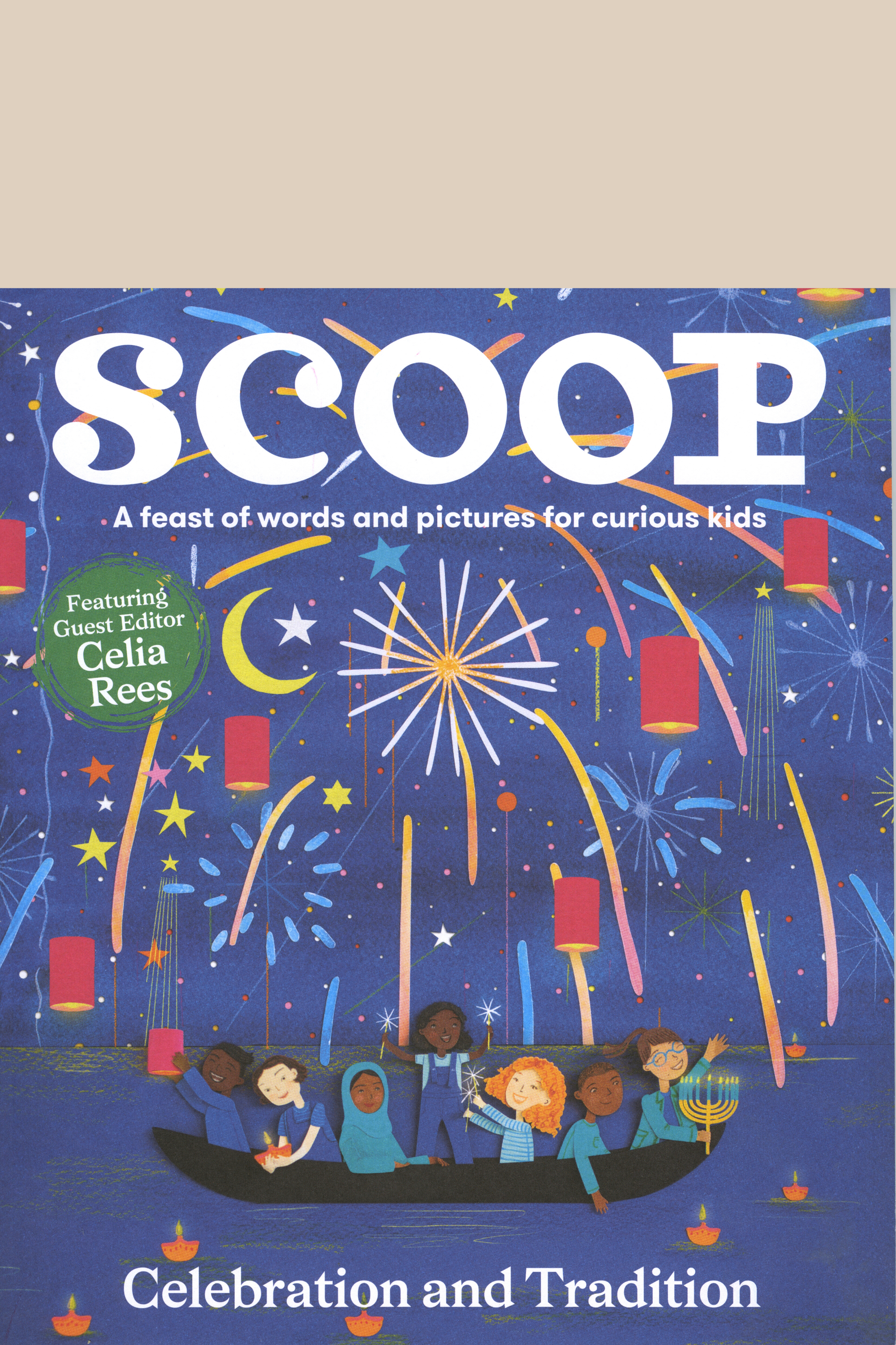 Scoop Issue 25: Celebration & Tradition
