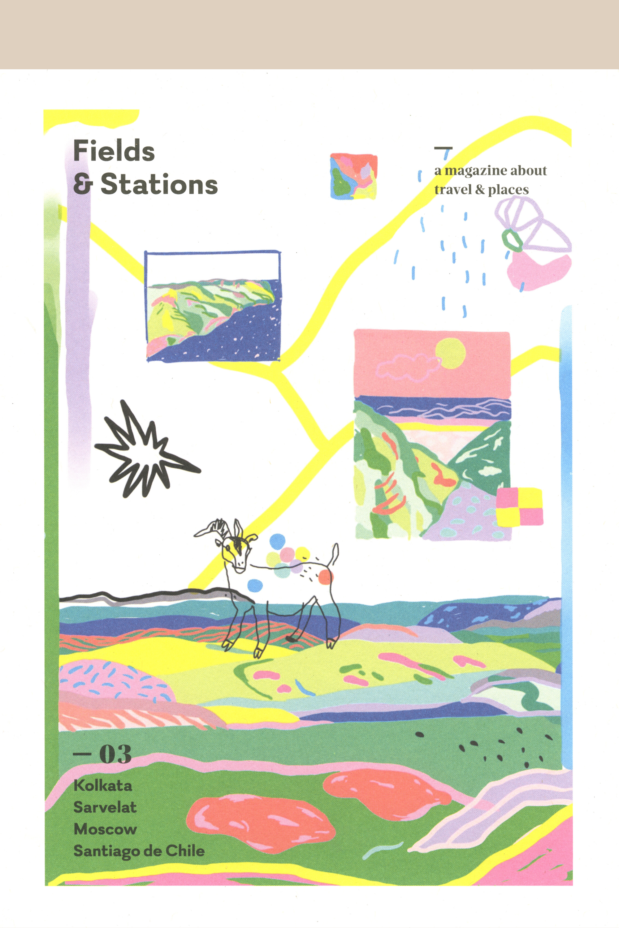 Fields & Stations Issue 3