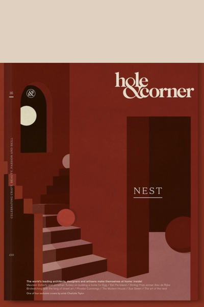 Hole & Corner 16 The Nest Issue