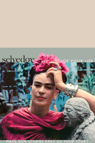 Selvedge Issue 89: Latin