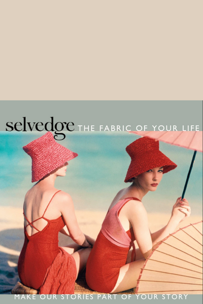 Selvedge Issue 83:  Cotton