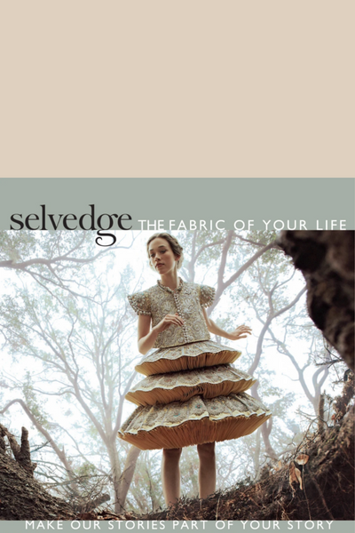Selvedge Issue 91: Luxe