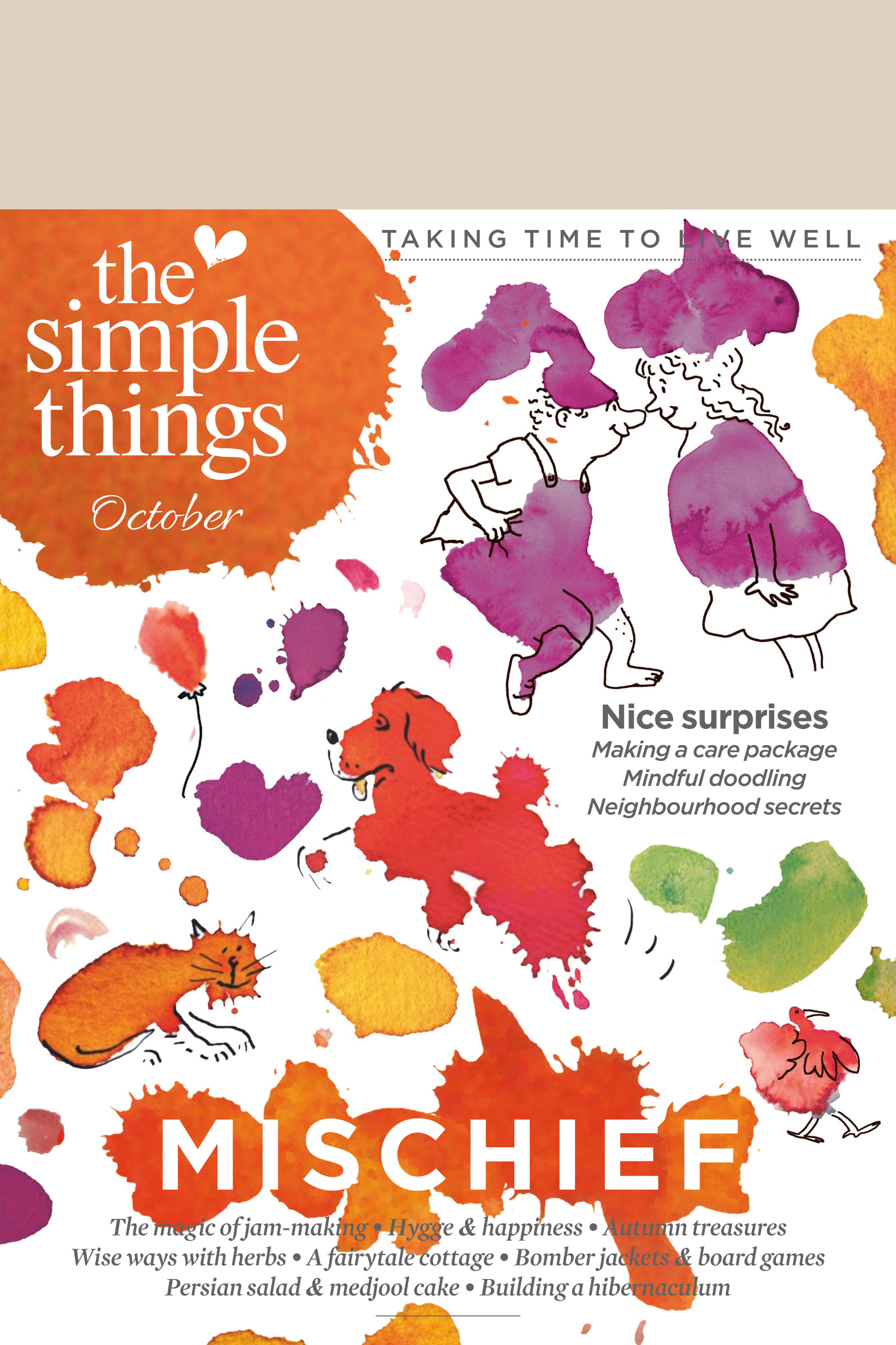 The Simple Things 52