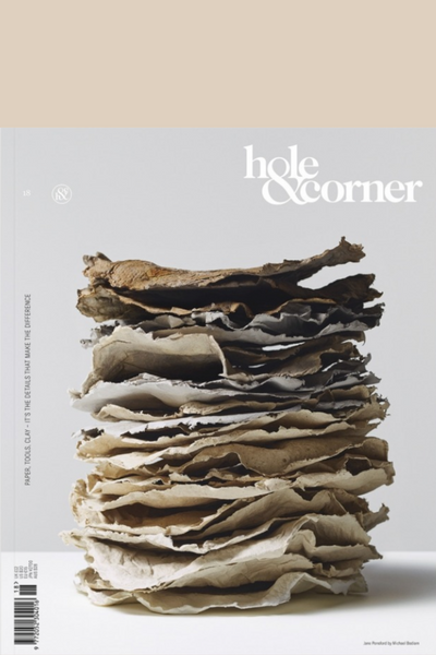 Hole & Corner 18 The Details Issue