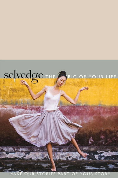 Selvedge Issue 76: Trade Winds