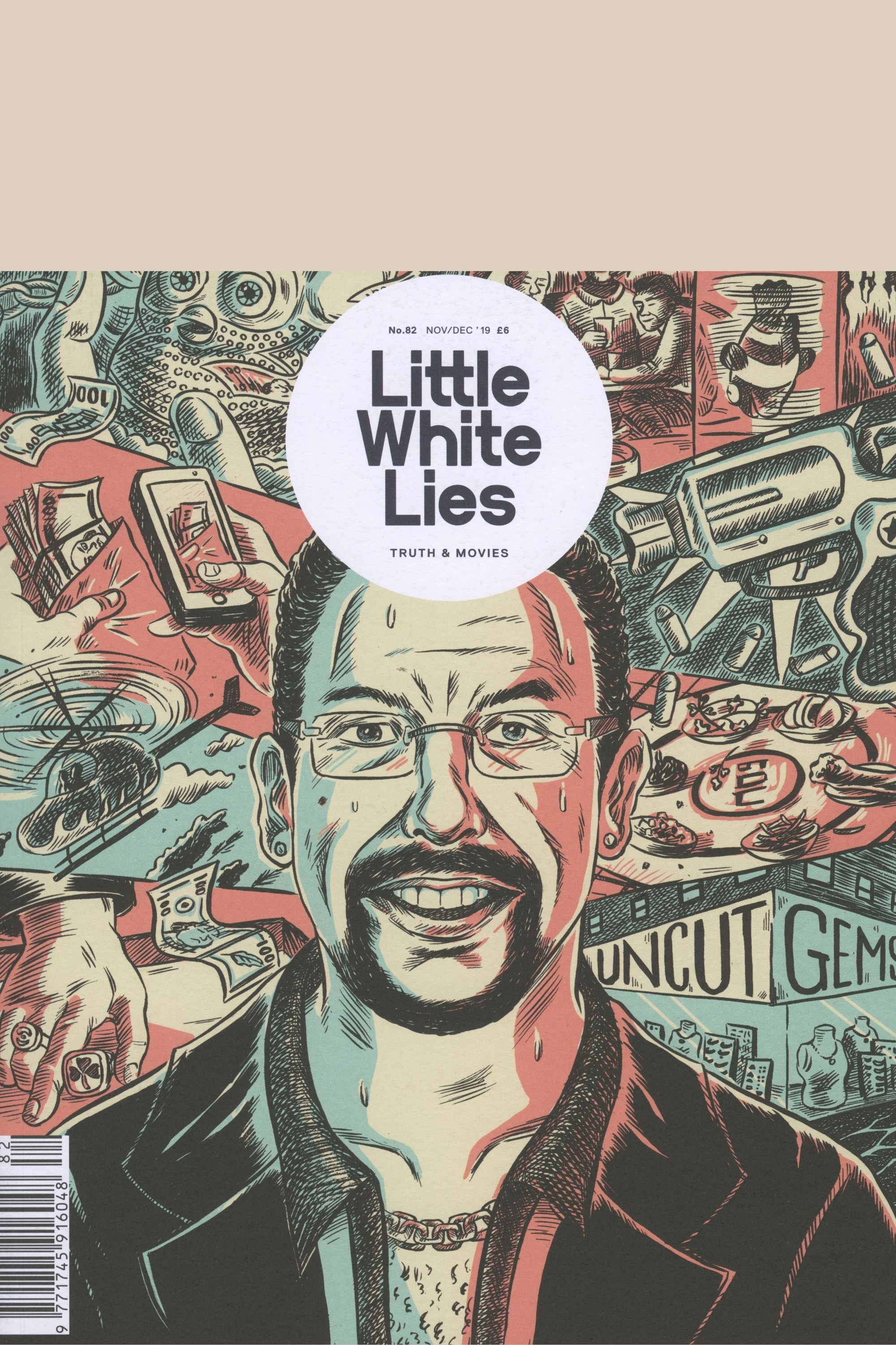 Little White Lies Issue 82