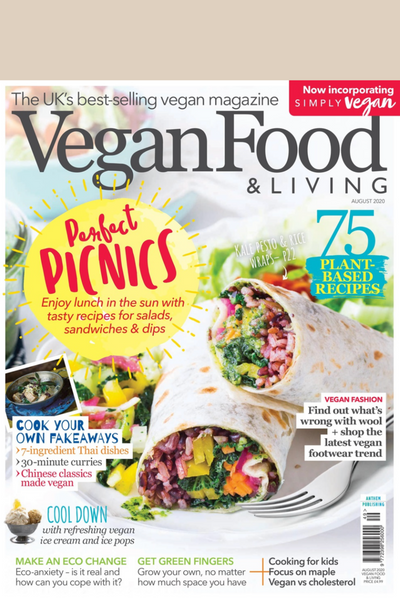 Vegan Food & Living August 2020