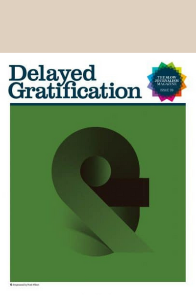 Delayed Gratification #39